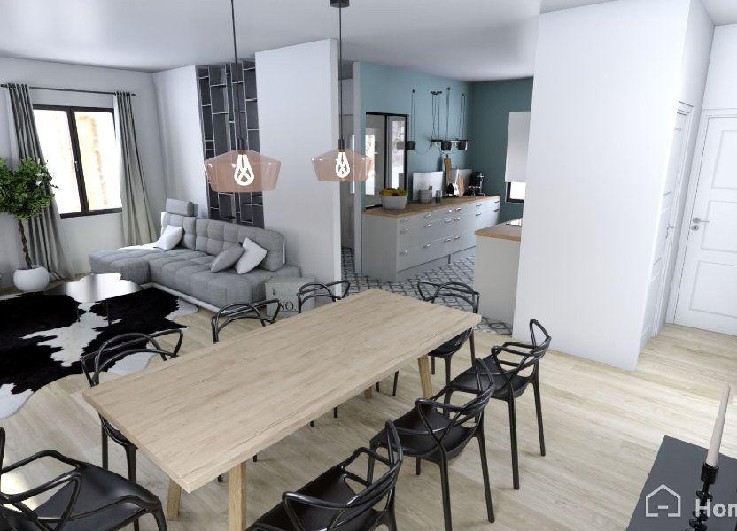 Appartement à vendre 93m2 à Marseille 12