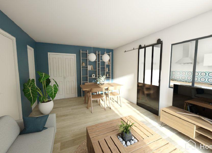 Appartement à vendre 65m2 à Marseille 14