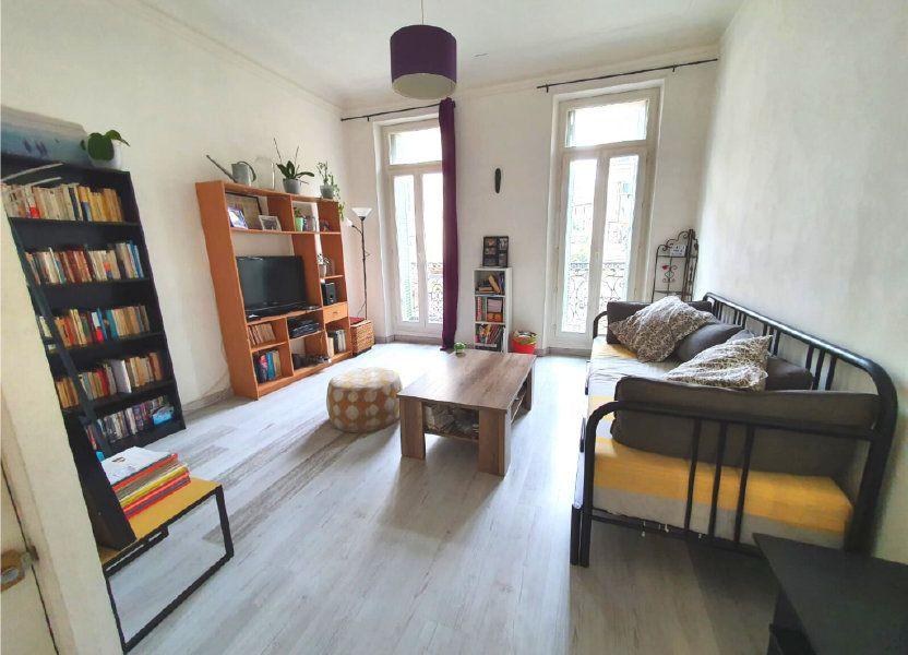 Appartement à vendre 53m2 à Marseille 4
