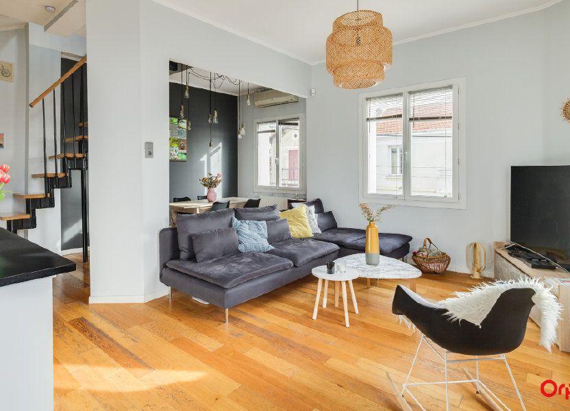 Appartement à vendre 80.25m2 à Marseille 12