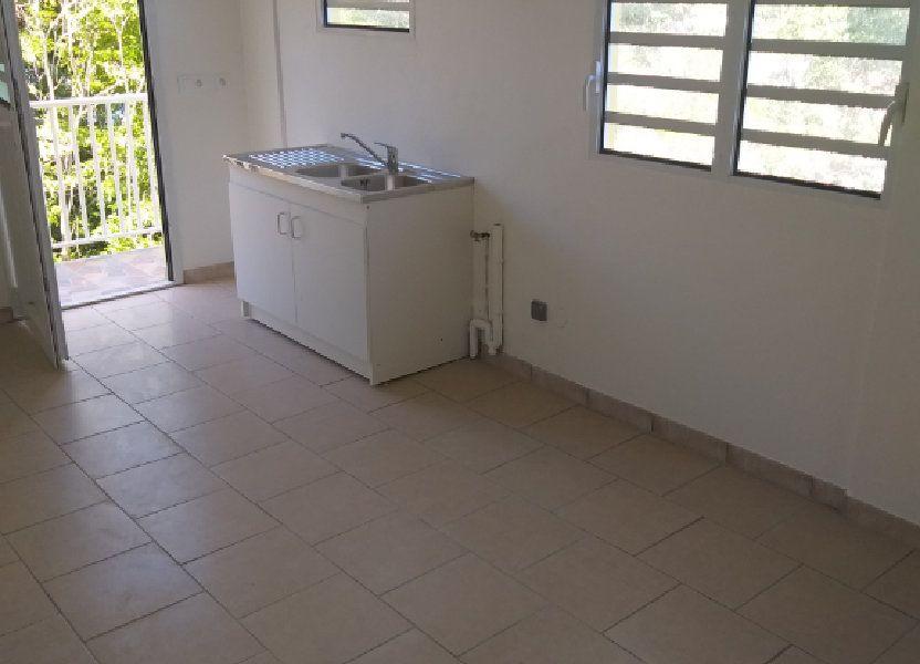 Appartement à louer 35m2 à Le Robert