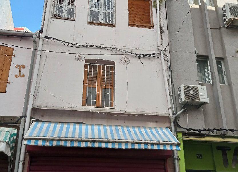 Immeuble à vendre 195m2 à Fort-de-France
