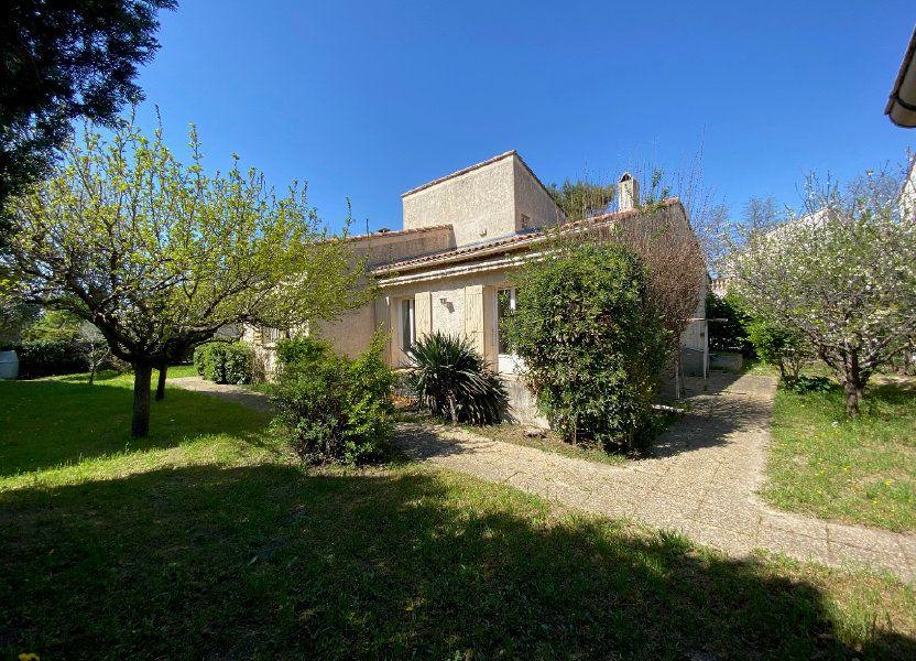 Maison à vendre 139m2 à Le Pontet