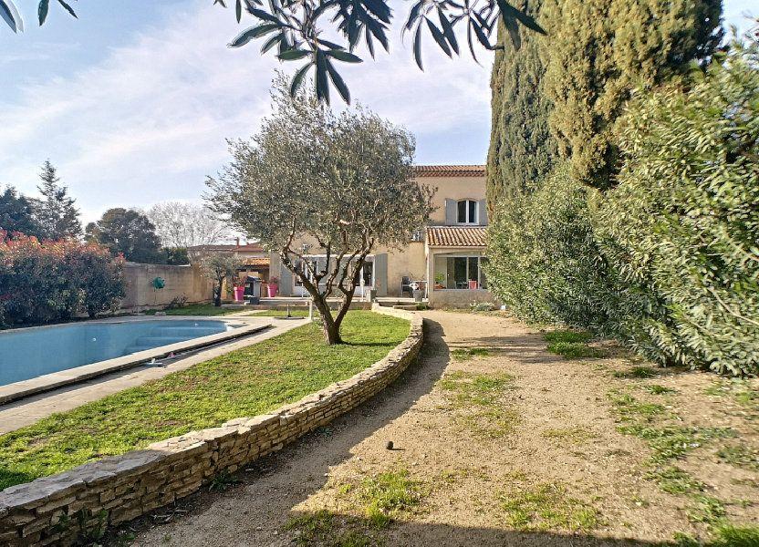 Maison à vendre 180m2 à Le Pontet
