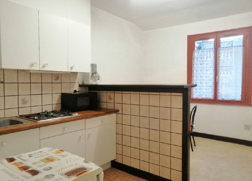 Appartement à louer 30.98m2 à Saint-Étienne