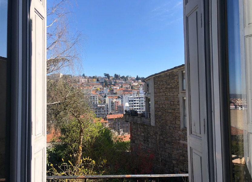 Appartement à louer 80m2 à Saint-Étienne