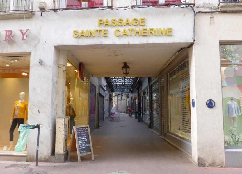 Appartement à louer 27.33m2 à Saint-Étienne