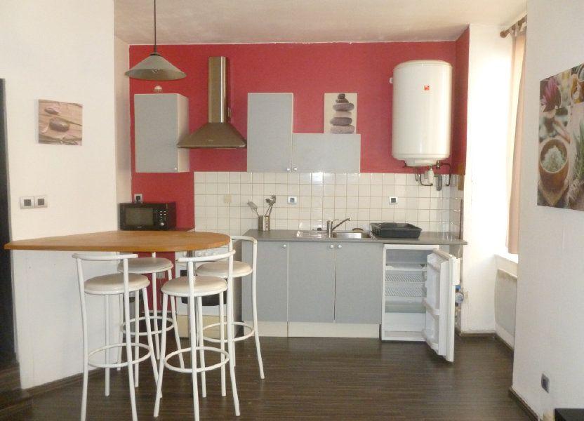 Appartement à louer 27.74m2 à Saint-Étienne