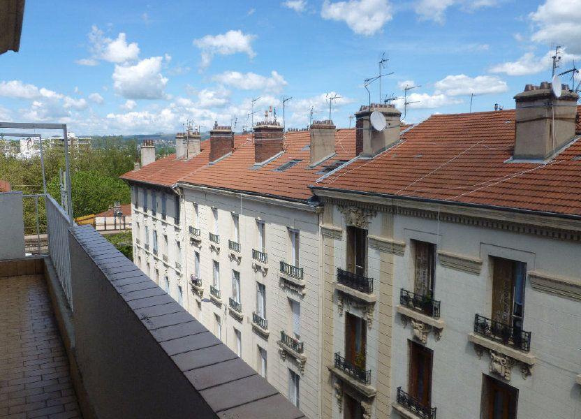 Appartement à louer 52.9m2 à Saint-Étienne