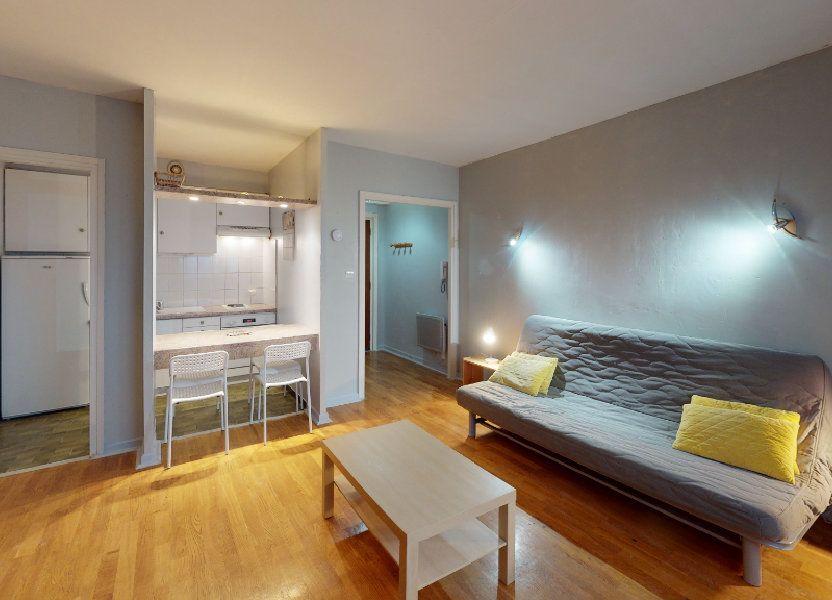 Appartement à louer 36.99m2 à Saint-Étienne