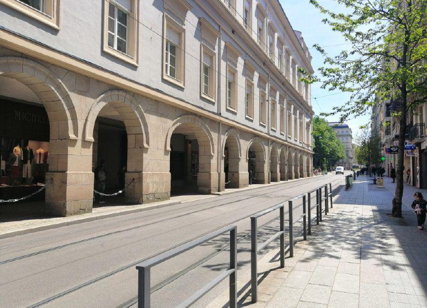 Appartement à louer 12.28m2 à Saint-Étienne