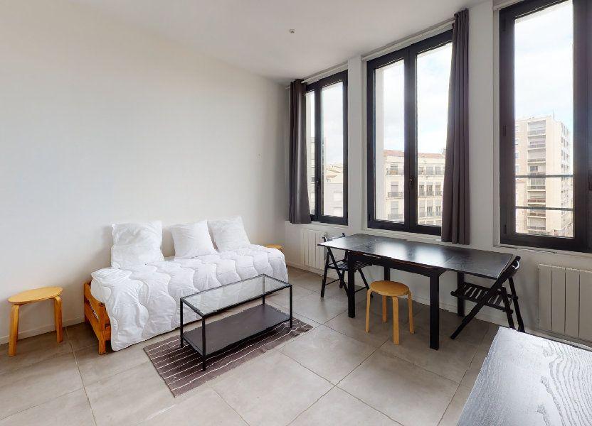 Appartement à louer 25.75m2 à Saint-Étienne