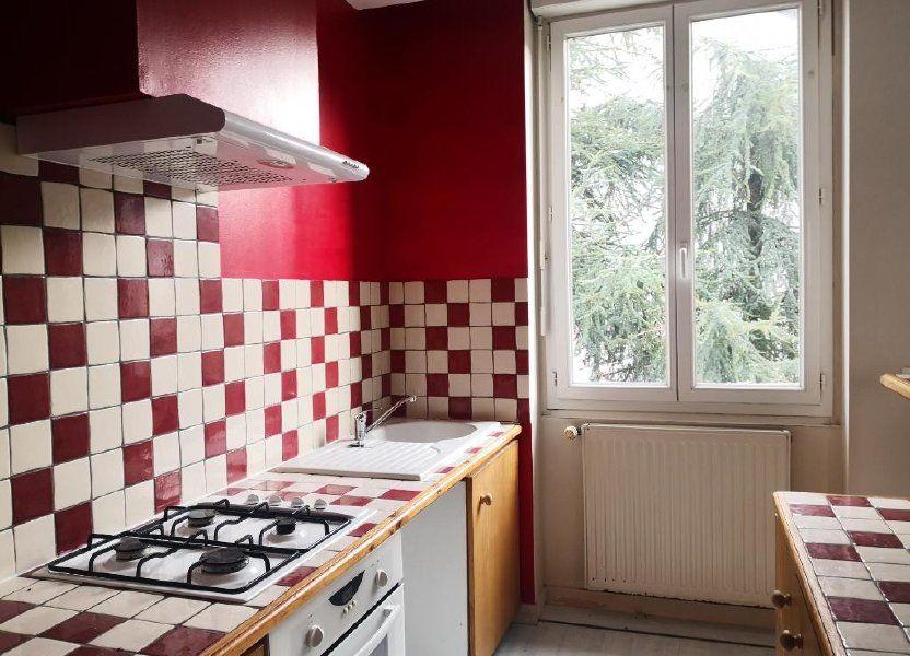 Appartement à louer 66.31m2 à Saint-Étienne