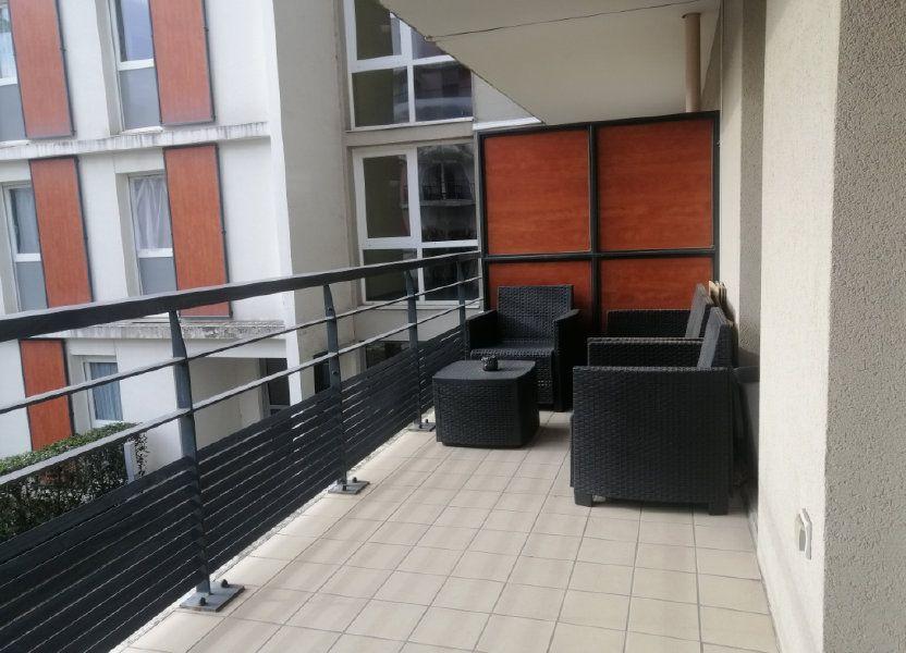 Appartement à louer 38.15m2 à Saint-Étienne