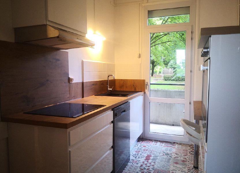 Appartement à louer 56.76m2 à Saint-Étienne