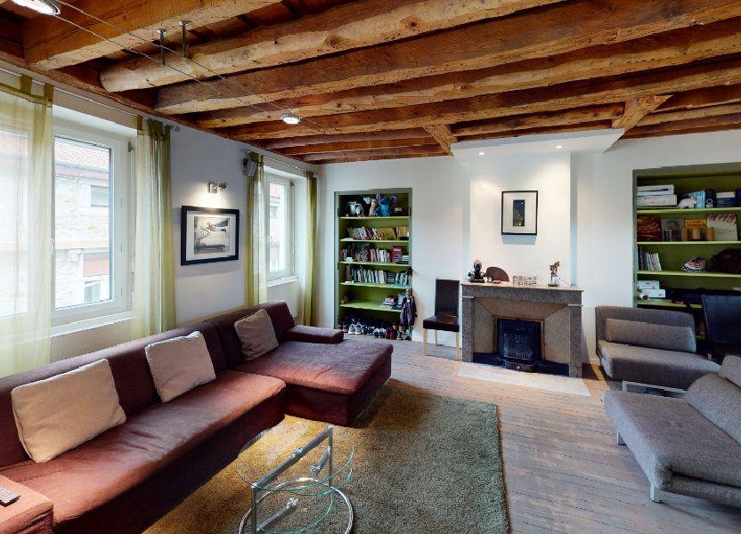 Appartement à vendre 67.72m2 à Saint-Étienne