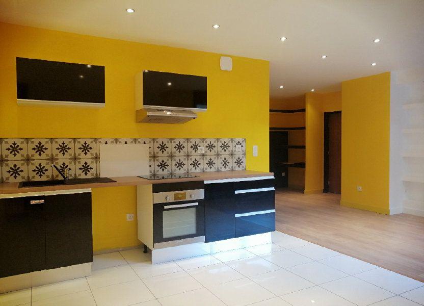 Appartement à louer 68.34m2 à Saint-Étienne