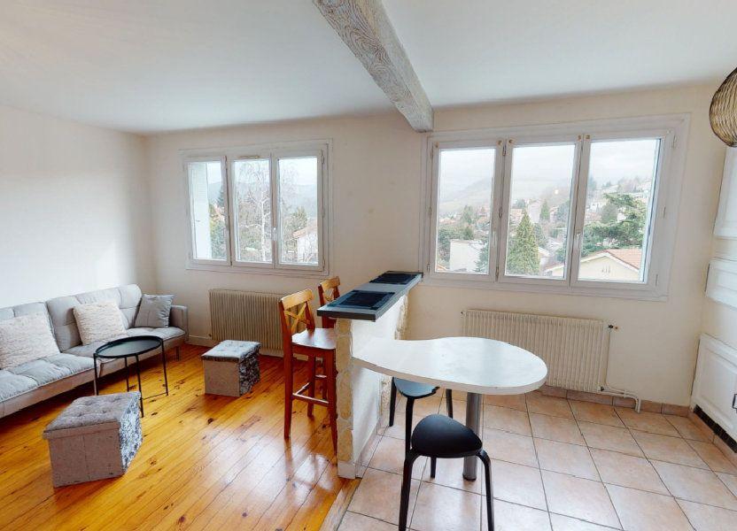 Appartement à louer 53.6m2 à Saint-Étienne