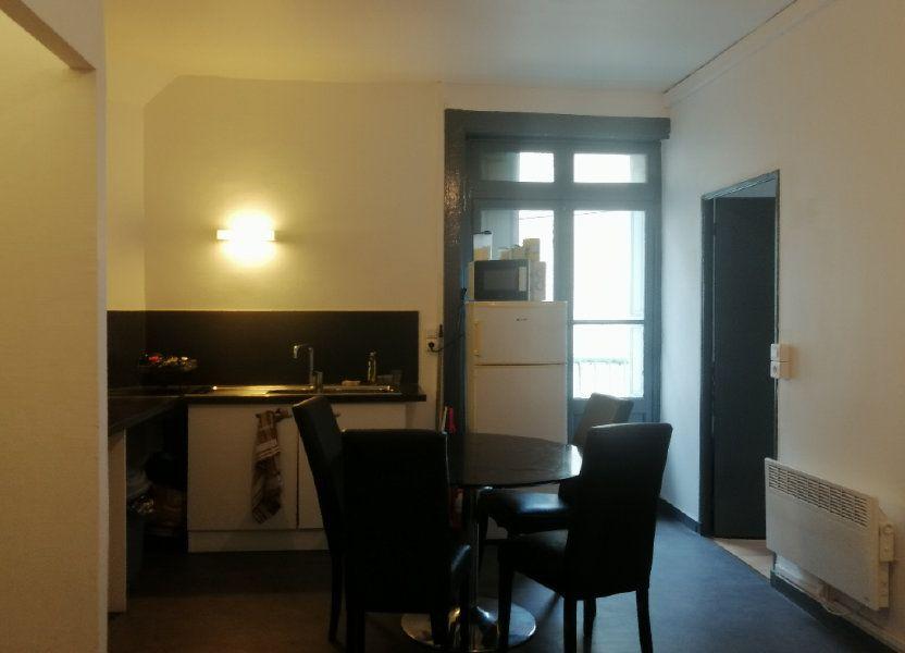 Appartement à louer 46m2 à Saint-Étienne