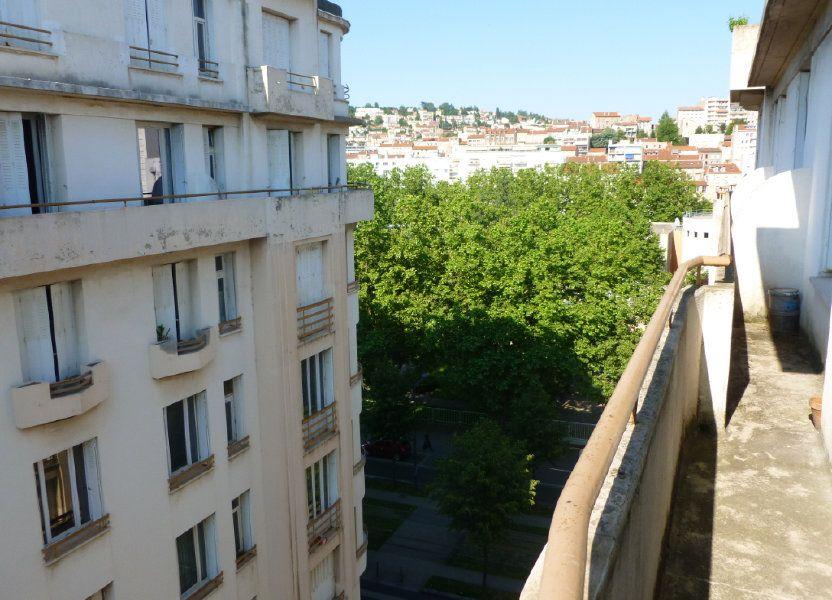 Appartement à louer 33m2 à Saint-Étienne