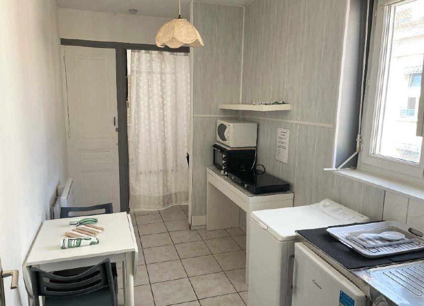 Appartement à louer 22.3m2 à Saint-Étienne