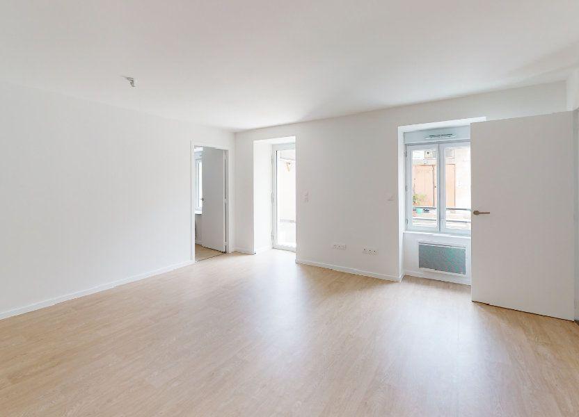 Appartement à louer 62.09m2 à Saint-Étienne