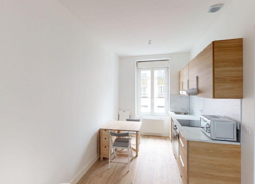 Appartement à louer 27.04m2 à Saint-Étienne