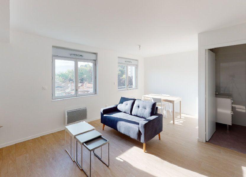 Appartement à louer 40.34m2 à Saint-Étienne