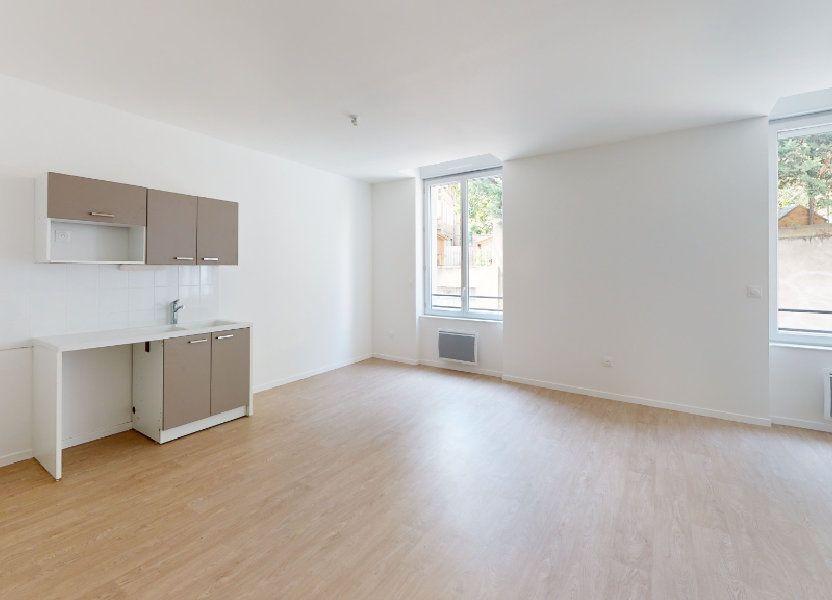 Appartement à louer 48.05m2 à Saint-Étienne