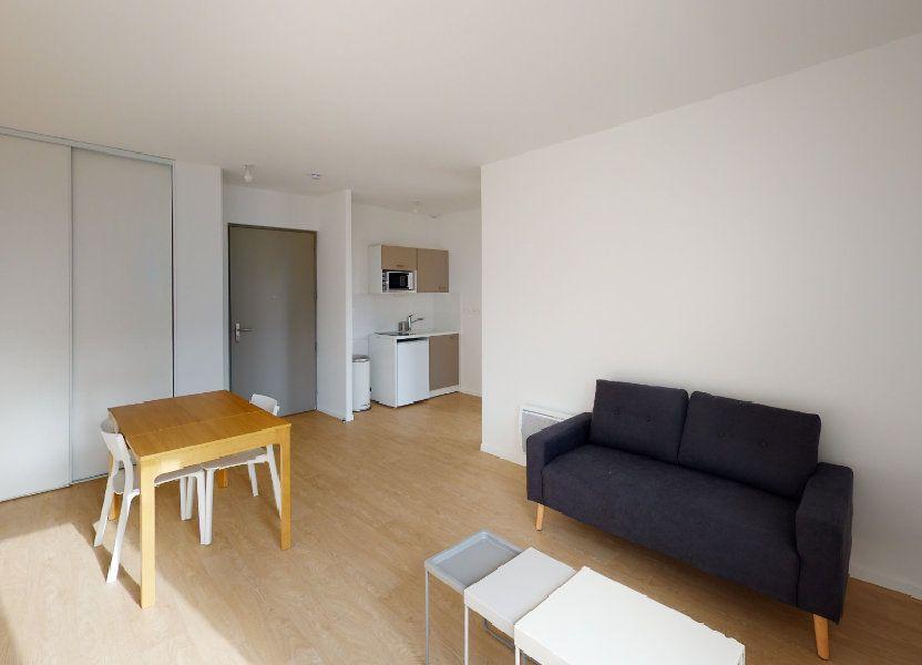 Appartement à louer 36.3m2 à Saint-Étienne