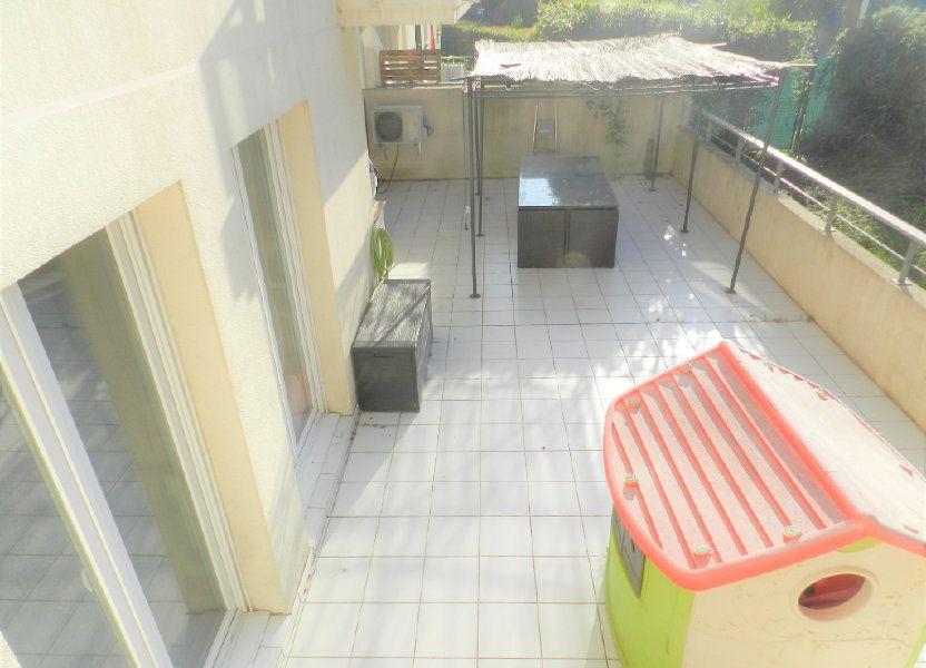 Appartement à vendre 57m2 à Cagnes-sur-Mer