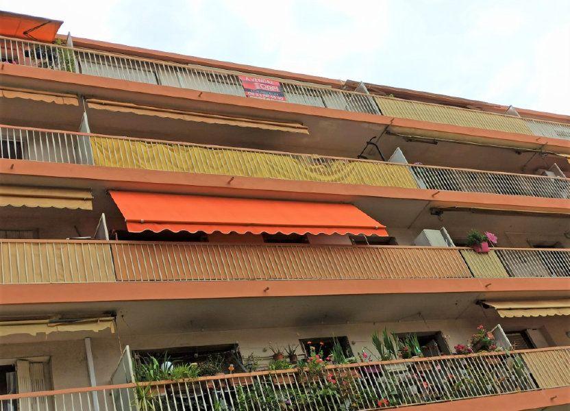 Appartement à vendre 45m2 à Saint-Laurent-du-Var
