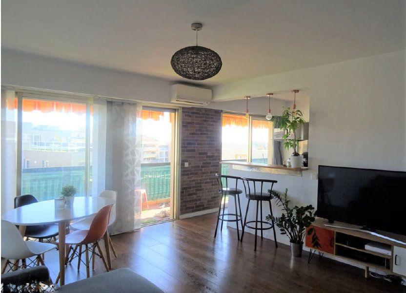 Appartement à vendre 52.3m2 à Saint-Laurent-du-Var