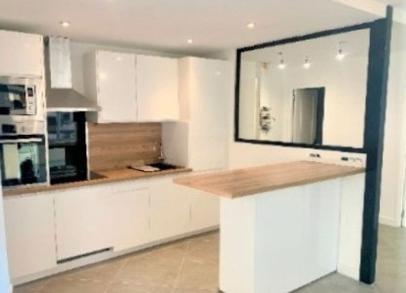 Appartement à vendre 70.35m2 à Saint-Laurent-du-Var