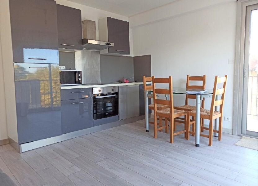 Appartement à vendre 58.5m2 à Nice