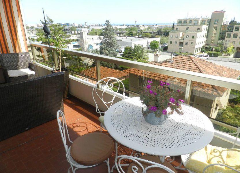 Appartement à vendre 90m2 à Saint-Laurent-du-Var