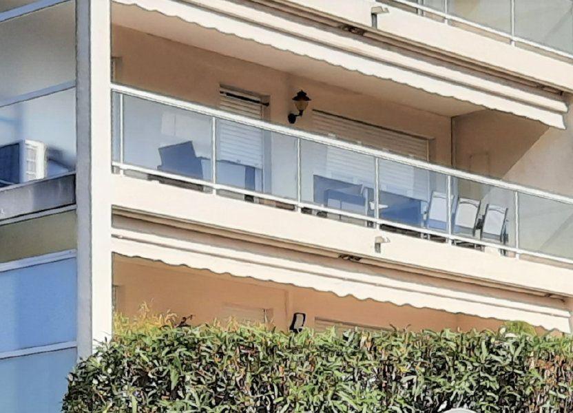 Appartement à vendre 52m2 à Saint-Laurent-du-Var