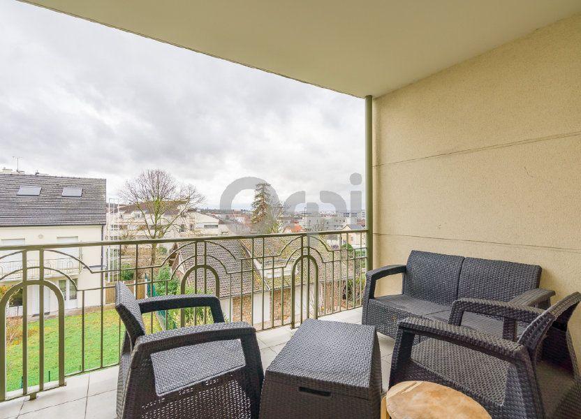 Appartement à vendre 55.51m2 à Boissy-Saint-Léger