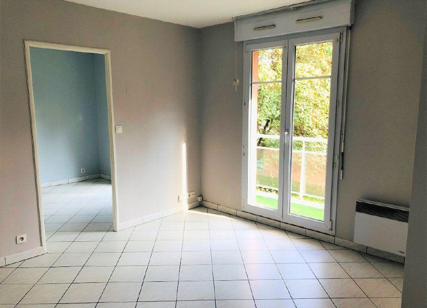 Appartement à louer 33.35m2 à Meaux