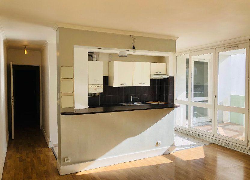Appartement à louer 50.02m2 à Meaux