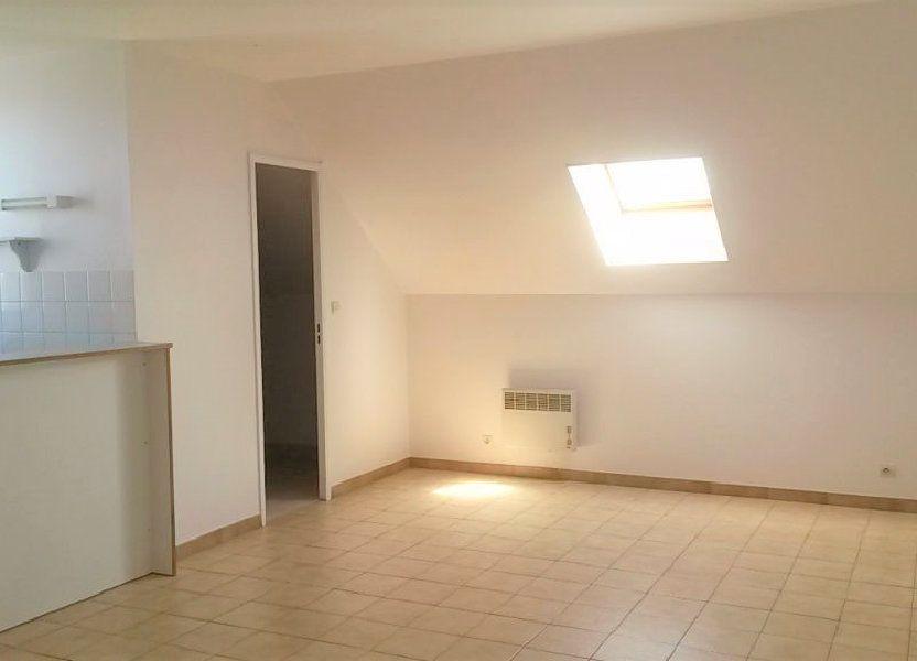 Appartement à louer 26.5m2 à Chambry