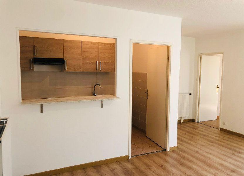 Appartement à louer 46.33m2 à Meaux