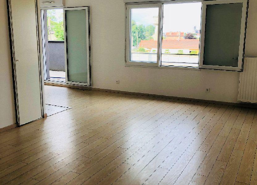 Appartement à louer 41m2 à Villenoy