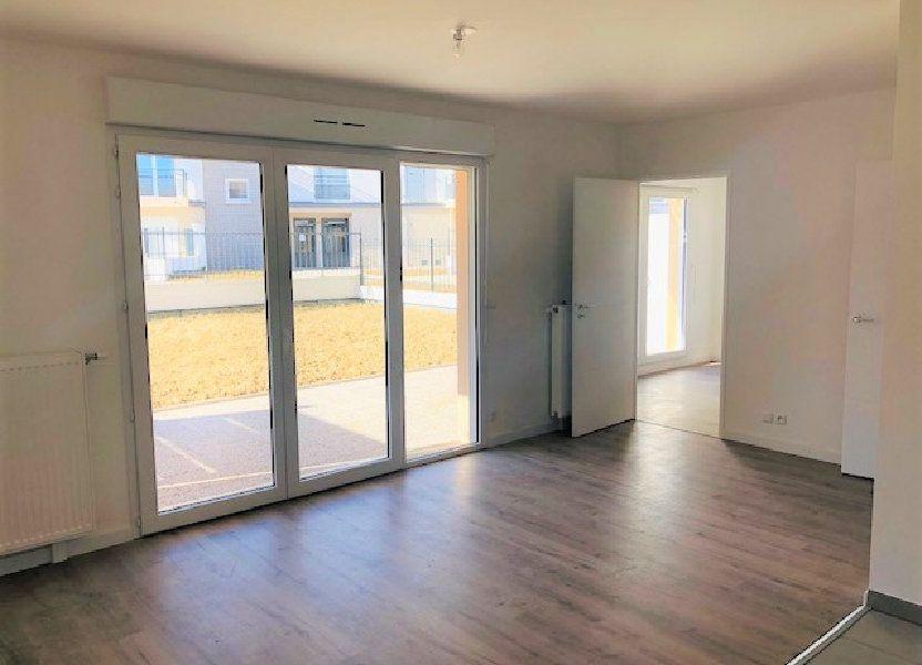 Appartement à louer 47.75m2 à Nanteuil-lès-Meaux