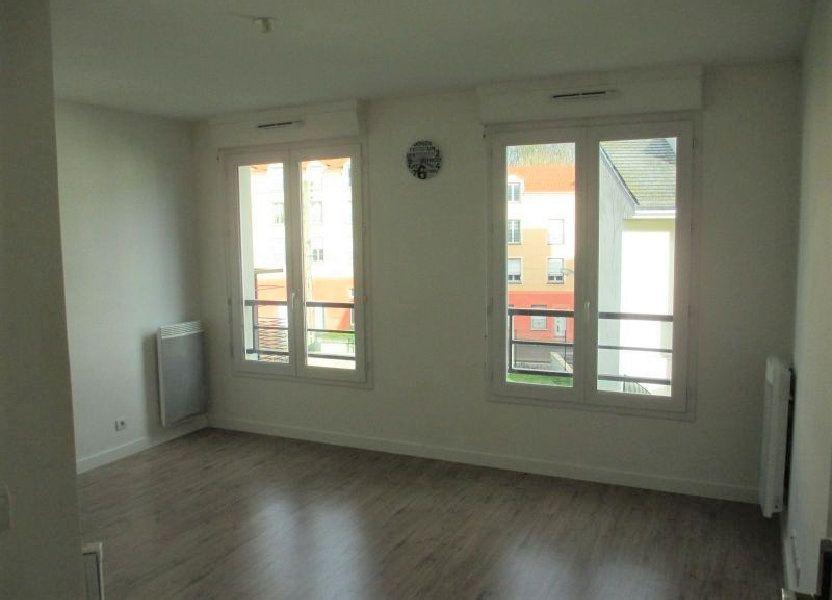 Appartement à louer 24.96m2 à Meaux