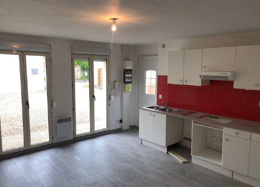 Maison à louer 42m2 à Mareuil-lès-Meaux