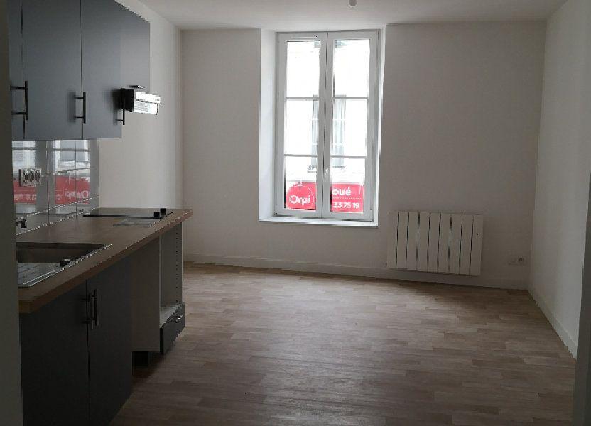 Appartement à louer 29.12m2 à Meaux