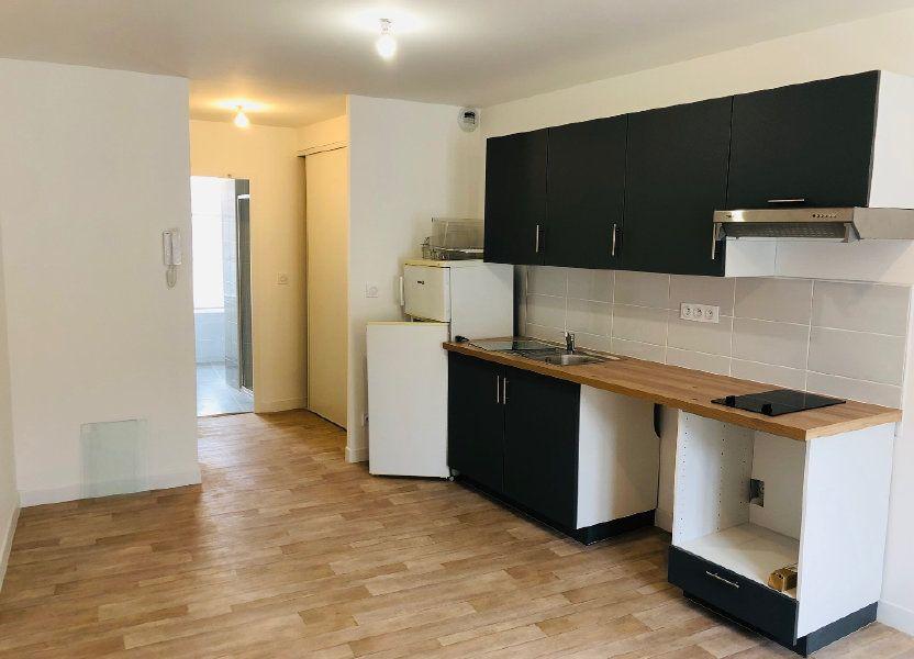Appartement à louer 28.51m2 à Meaux