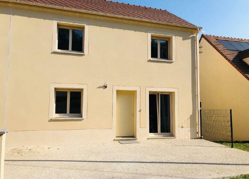 Maison à louer 104.82m2 à Saint-Jean-les-Deux-Jumeaux