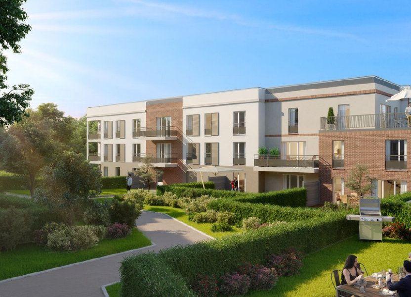 Appartement à louer 27.85m2 à Boulogne-sur-Mer